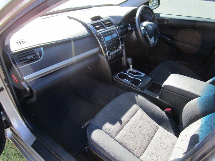 2014 Toyota Camry Altise ASV50R Gold