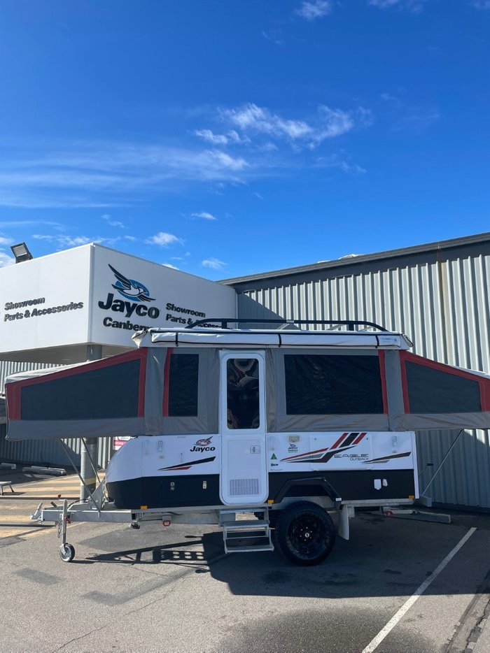 2018 JAYCO EAGLE EAGLE WHITE