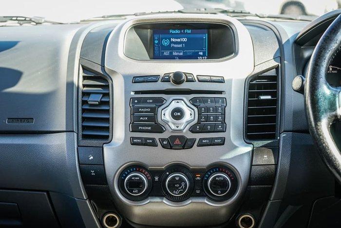 2015 Ford Ranger XLT PX MkII 4X4 Dual Range Black Mica