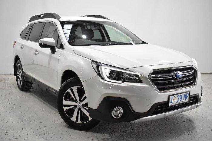2018 Subaru Outback 2.5i 5GEN MY18 AWD Crystal White