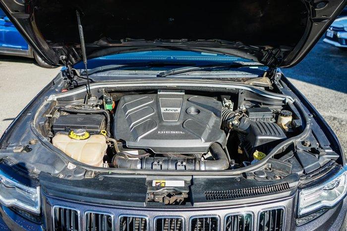 2016 Jeep Grand Cherokee Laredo WK MY17 4X4 Dual Range Granite Crystal