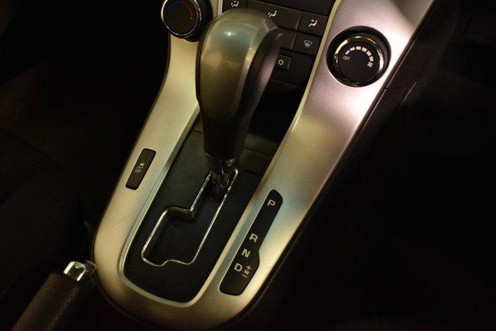 2016 Holden Cruze Equipe JH Series II MY16 Prussian Steel