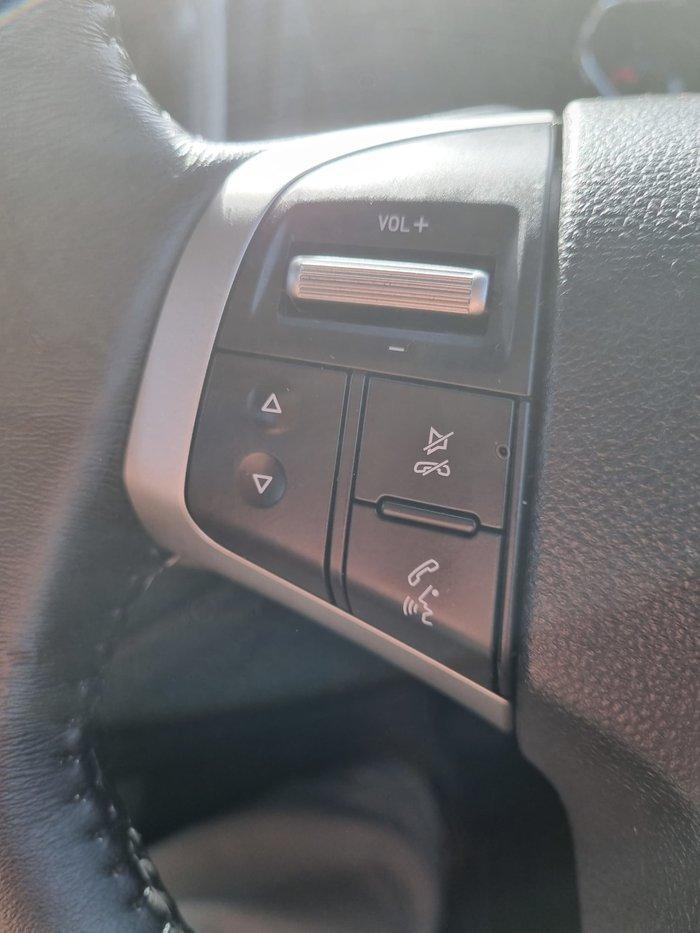 2017 Holden Colorado Z71 RG MY18 4X4 Dual Range Summit White