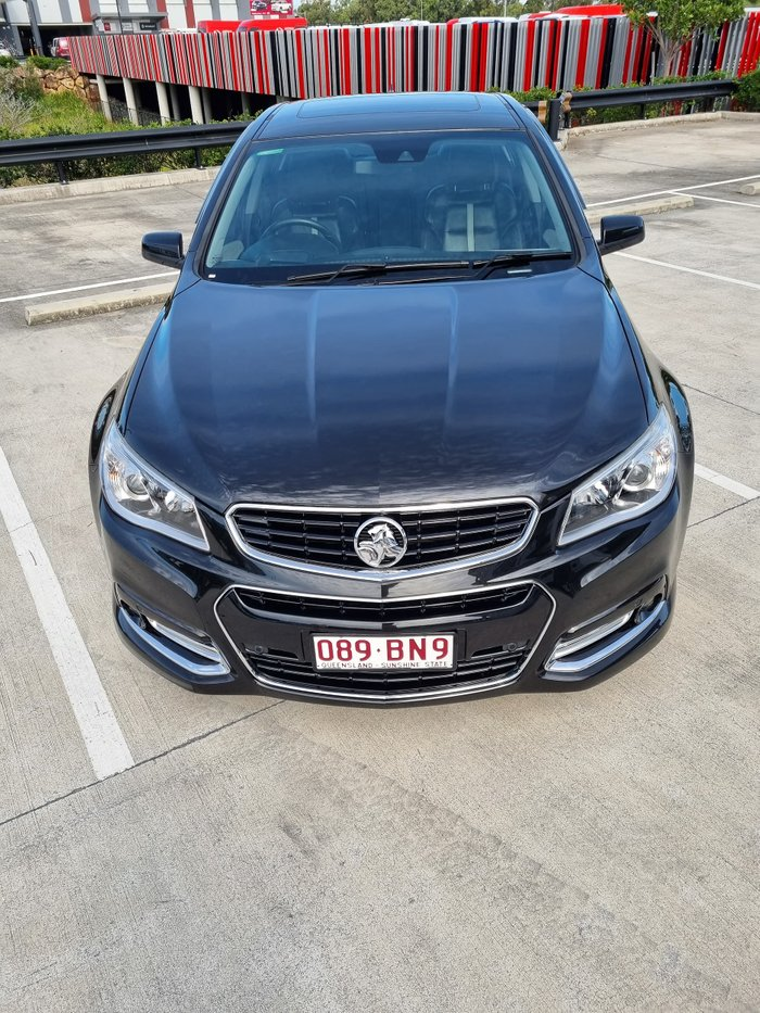 2013 Holden Commodore SS V Redline VF MY14 Phantom
