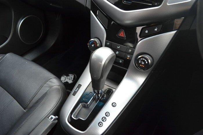 2011 Holden Cruze CDX JH Series II MY12 BLUE