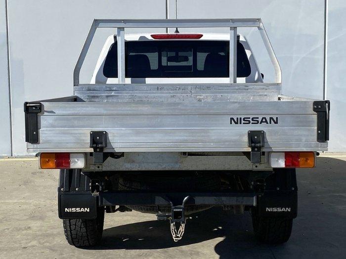 2019 Nissan Navara SL D23 Series 4 4X4 Dual Range WHITE