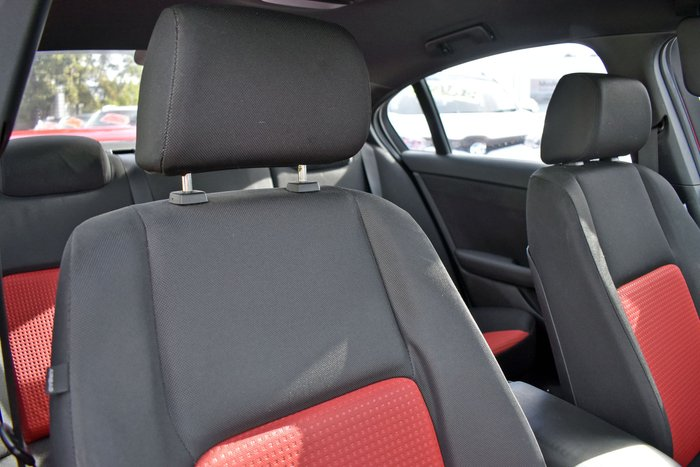 2009 Holden Commodore SV6 VE MY09.5 Redhot/Sting Red