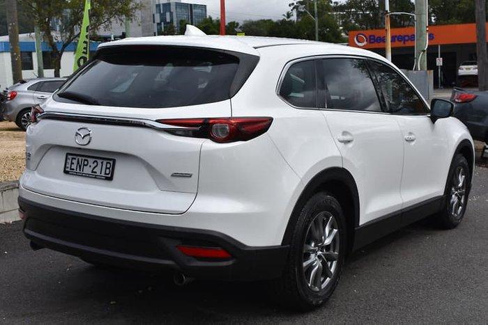 2018 Mazda CX-9 Touring TC AWD Snowflake White Pearl