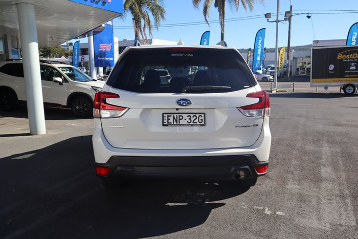 2021 Subaru Forester 2.5i-L S5 MY21 AWD Crystal White