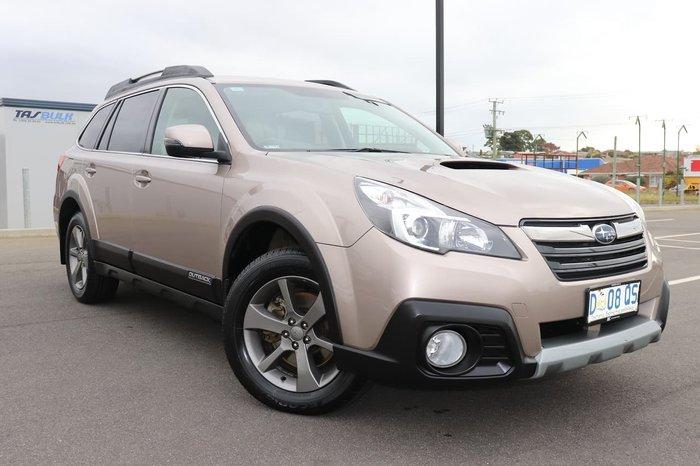 2013 Subaru Outback 2.0D 4GEN MY13 AWD Beige
