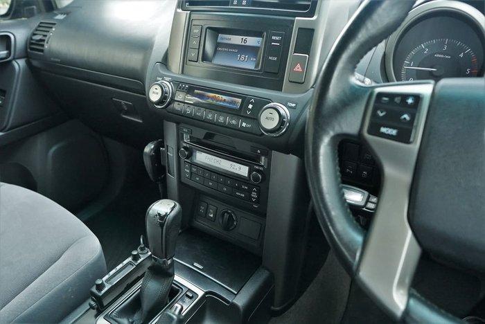 2010 Toyota Landcruiser Prado GXL KDJ150R 4X4 Constant Blue