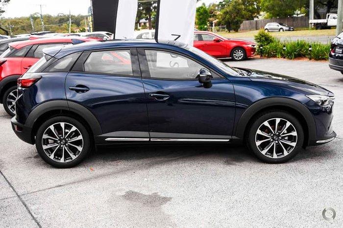 2020 Mazda CX-3 Akari DK Deep Crystal Blue