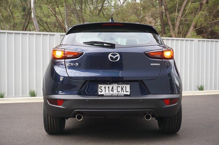 2021 Mazda CX-3 Akari DK Deep Crystal Blue