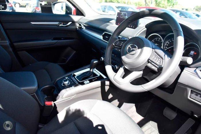 2021 Mazda CX-5 Maxx Sport KF Series Snowflake White Pearl
