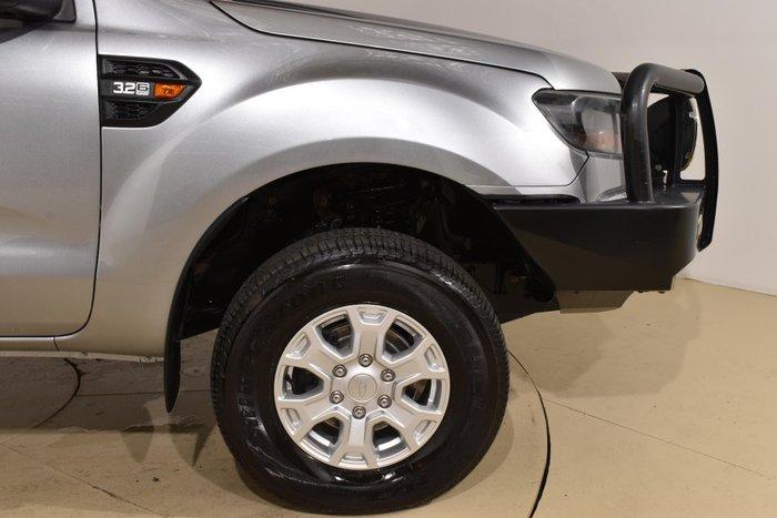 2015 Ford Ranger XLS PX MkII 4X4 Dual Range Aluminium