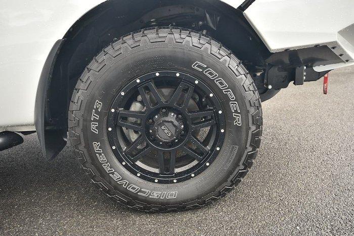 2019 Mazda BT-50 XT UR 4X4 Dual Range White