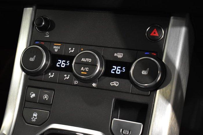 2017 Land Rover Range Rover Evoque TD4 150 SE L538 MY17 4X4 Constant Corris Grey