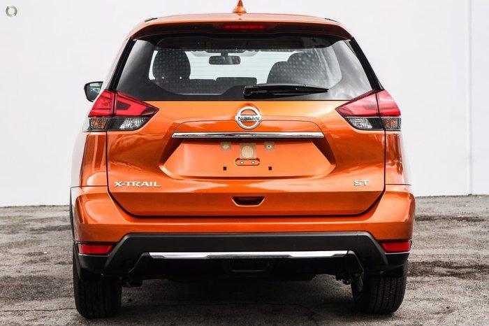 2020 Nissan X-TRAIL ST T32 Series III MY20 Copper Blaze