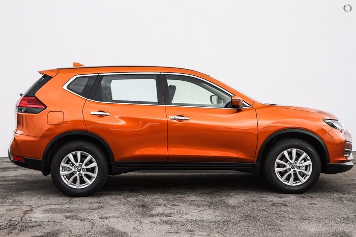 2020 Nissan X-TRAIL ST T32 Series III MY20 Copper Blaze