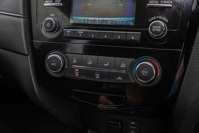 2020 Nissan X-TRAIL ST T32 Series II Brilliant Silver