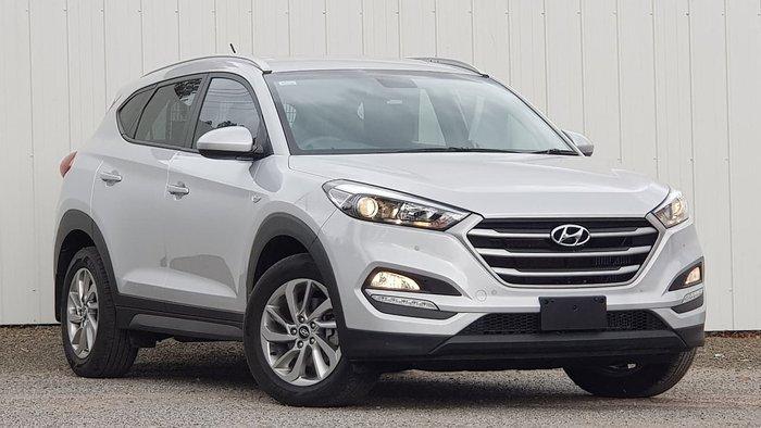 2018 Hyundai Tucson Active TL2 MY18 AWD Silver