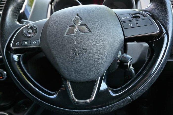 2015 Mitsubishi ASX LS XB MY15.5 White