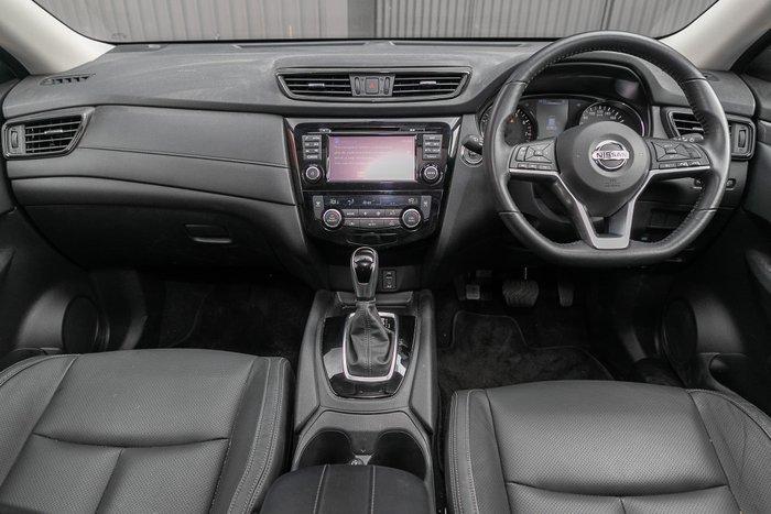 2021 Nissan X-TRAIL ST-L T32 MY21 4X4 On Demand Ruby Red