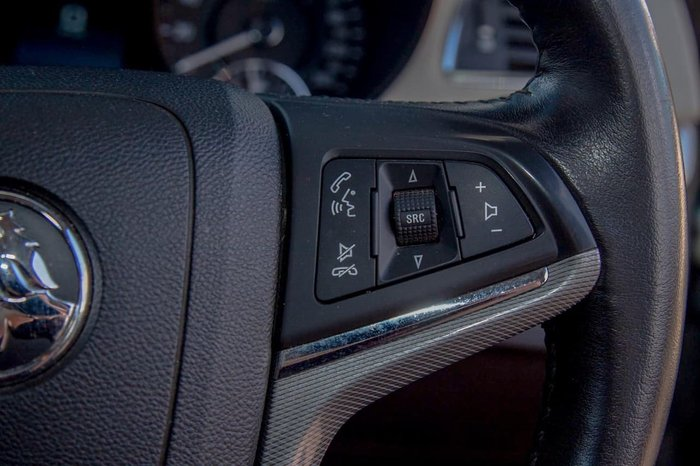 2013 Holden Calais V VE Series II MY12.5 Grey