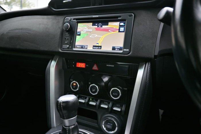2017 Toyota 86 GTS ZN6 Storm Black