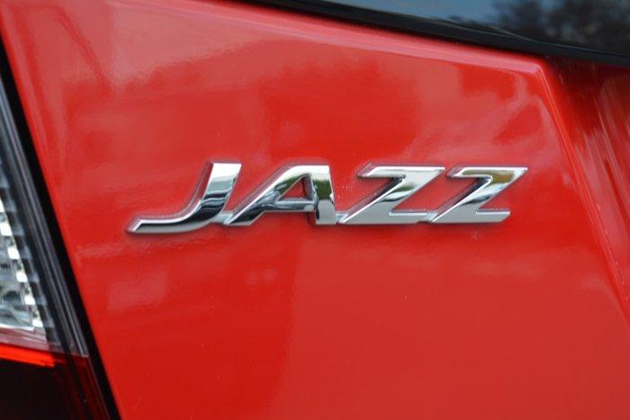 2016 Honda Jazz VTi GF MY16 Rally Red