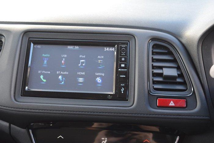 2018 Honda HR-V VTi-S MY17 Modern Steel