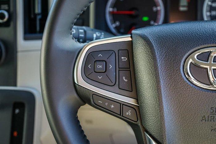 2020 Toyota Hiace GDH300R French Vanilla