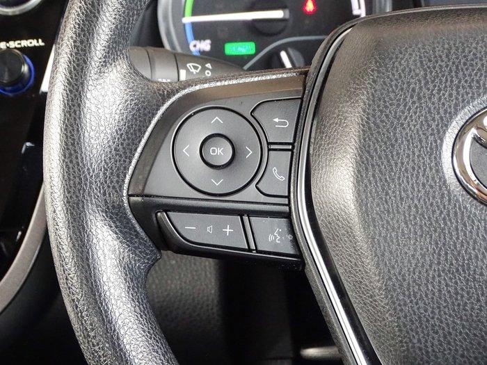 2021 Toyota Camry Ascent AXVH70R Glacier White