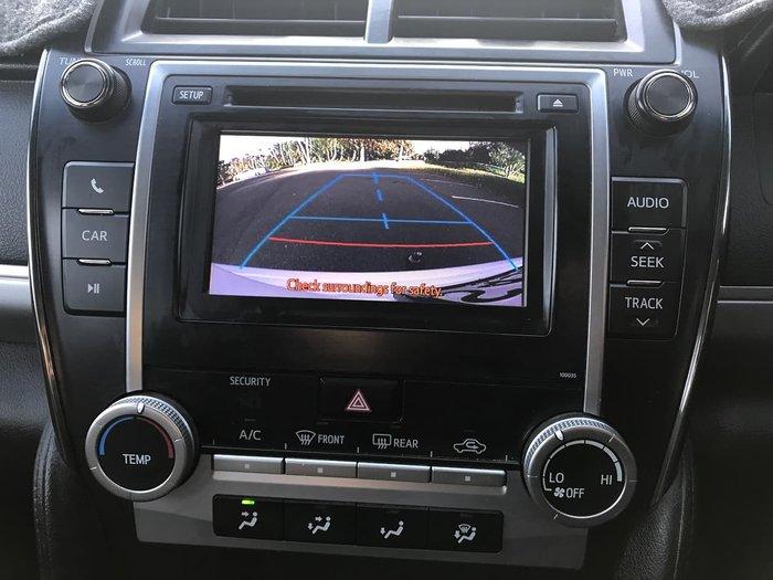 2013 Toyota Camry Atara S ASV50R White