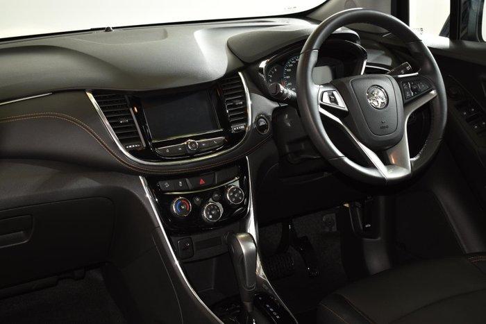 2018 Holden Trax LTZ TJ MY19 Mineral Black