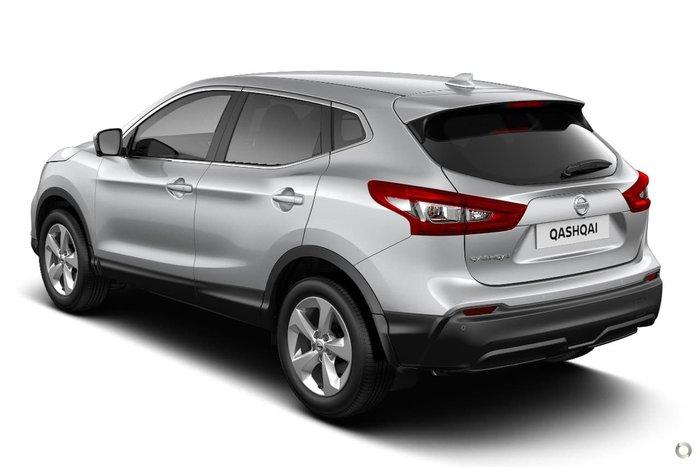 2021 Nissan QASHQAI ST+ J11 Series 3 MY20 Platinum