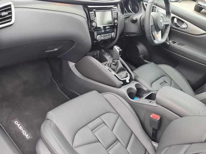 2021 Nissan QASHQAI Ti J11 Series 3 MY20 Blue