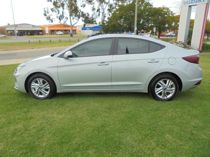 2020 Hyundai Elantra Active AD.2 MY20 Silver