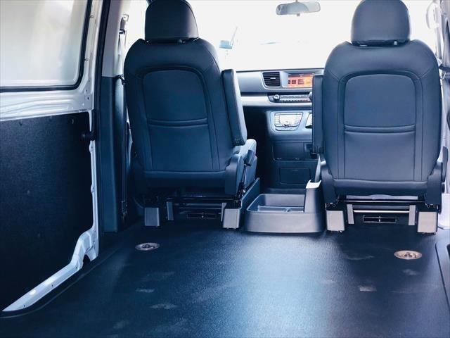 2021 LDV G10 G10 - Van - Diesel AT - Barn Door Blanc White