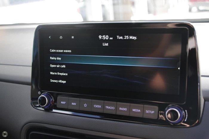 2021 Hyundai Kona N-Line