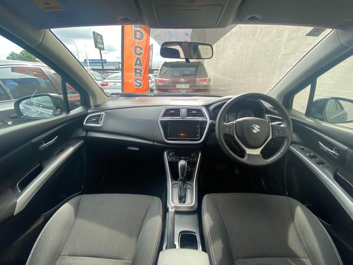 2016 Suzuki S-Cross Turbo JY
