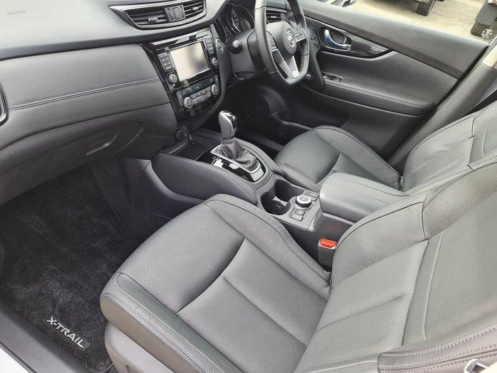 2020 Nissan X-TRAIL Ti T32 Series III MY20 4X4 On Demand White