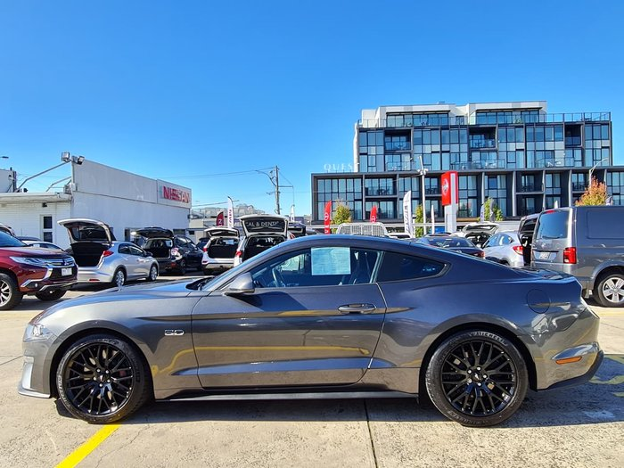 2018 Ford Mustang GT FN MY18 Grey