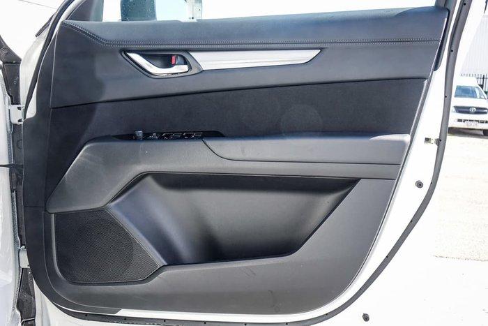 2020 Mazda CX-8 Sport KG Series Snowflake White Pearl