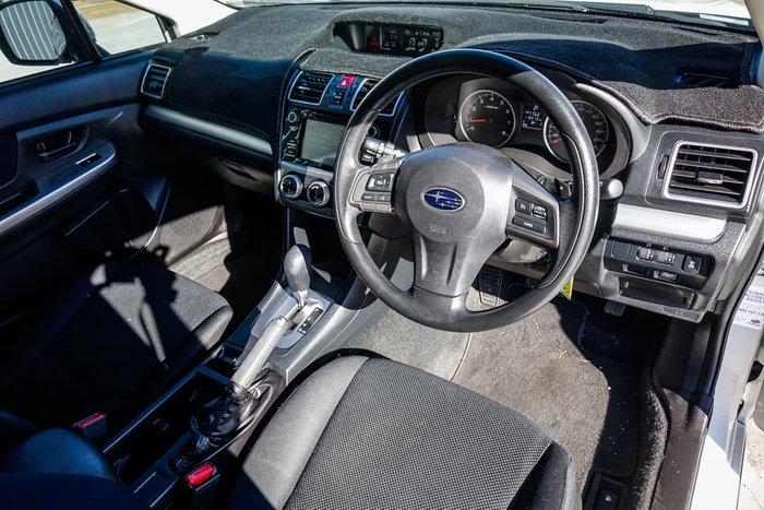 2015 Subaru XV 2.0i G4X MY15 AWD