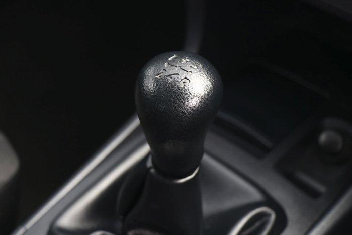 2010 Mitsubishi Lancer SX CJ MY11 Effect Grey