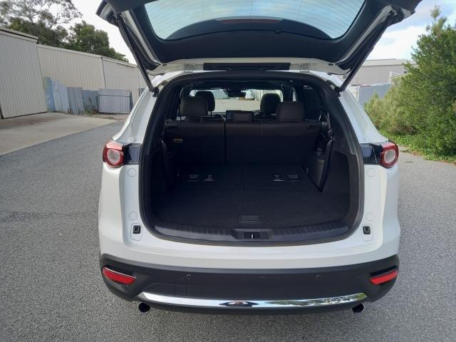 2020 Mazda CX-9 Mazda CX-9 K 6AUTO AZAMI FWD Snowflake White Pearl
