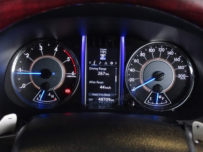 2017 Toyota Fortuner GXL GUN156R 4X4 Dual Range Graphite