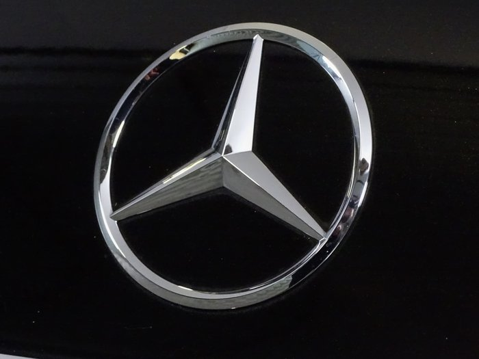 2014 Mercedes-Benz S-Class S400 h W222 Black