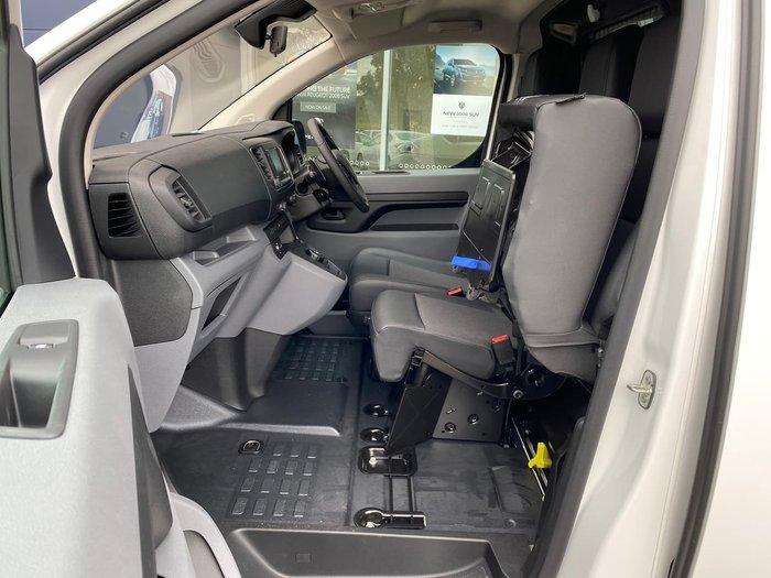 2021 Peugeot Expert 150 HDI K0 Bianca White